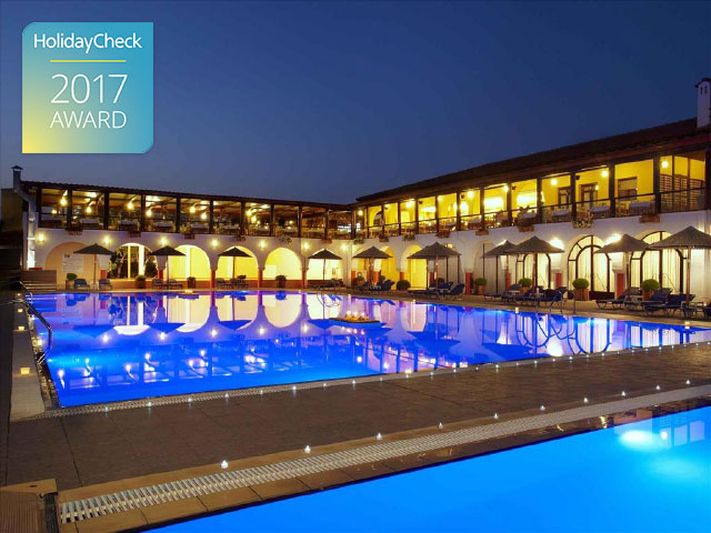 Blue Dolphin Hotel Captures Guest Feedback On-Site and Wins HolidayCheck Award 2017