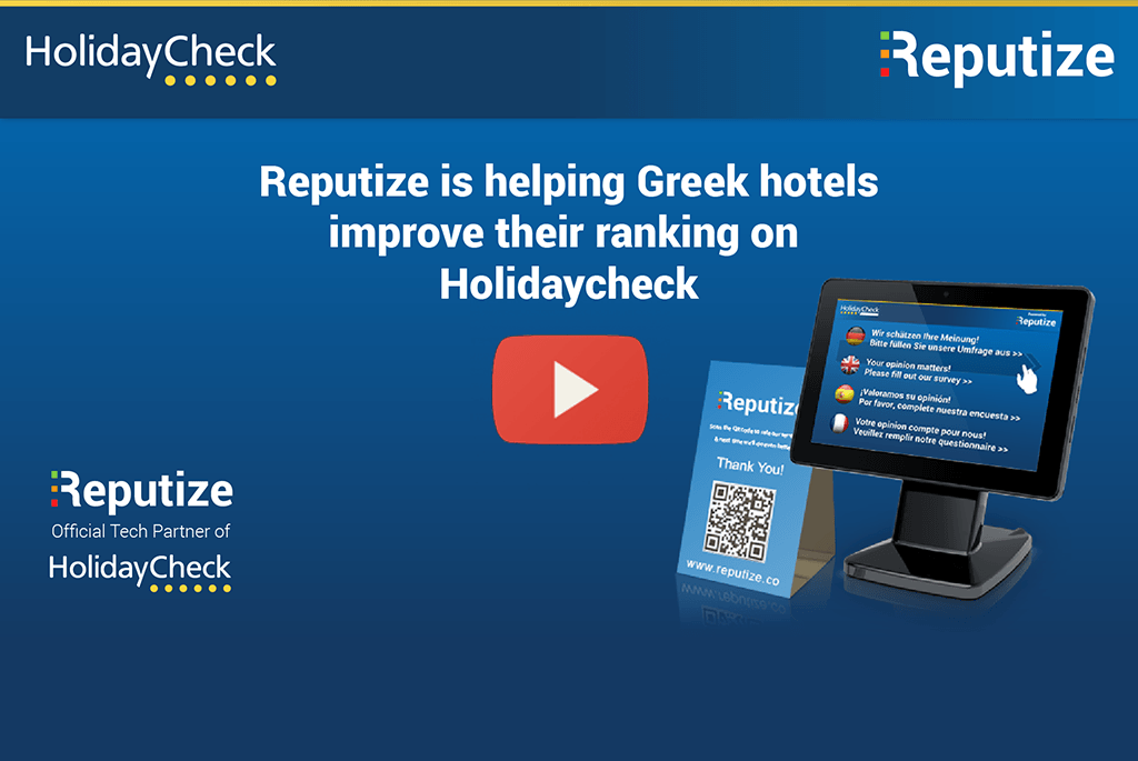 Greek hotels improve visibility on HolidayCheck