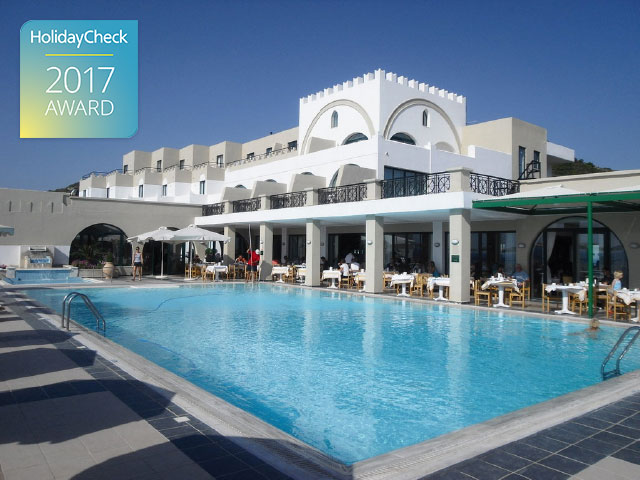 Calypso Palace Hotel ***** Rated as N3 Hotel in Greece