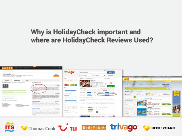 Why your hotel should care about its HolidayCheck rating?
