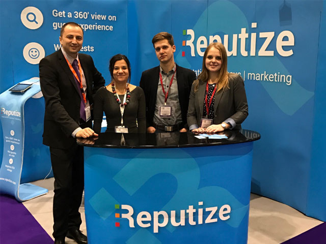 Reputize on ITB Berlin 8-11 March 2017 � Come Meet Us!