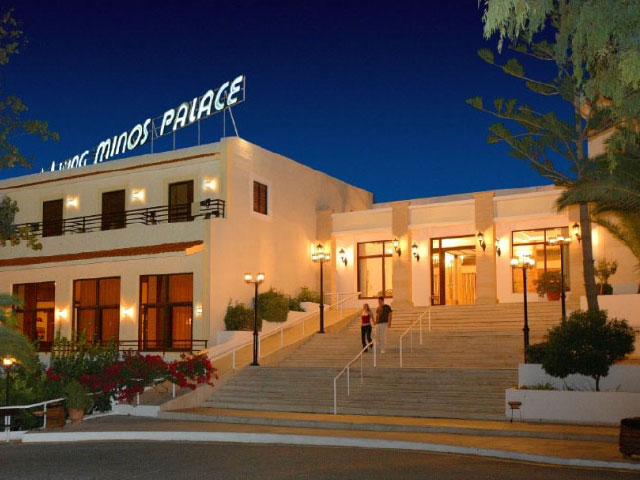Hotel King Minos Palace Stays on Top of OTA Rankings with Reputize Surveys