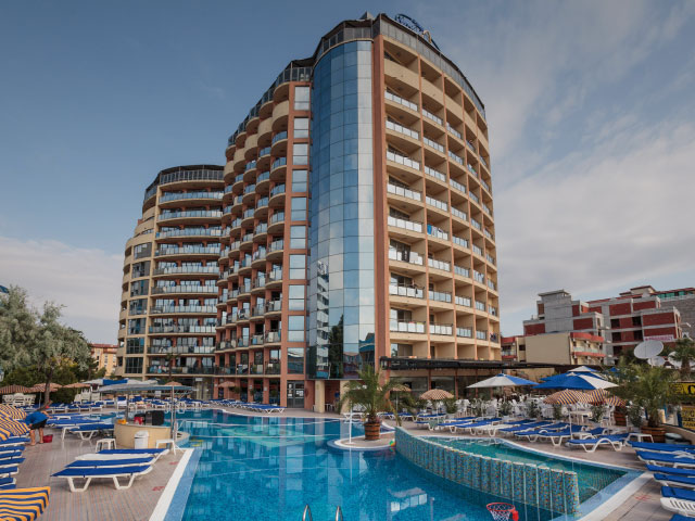 Hotel Meridian Improves OTA Rating with Reputize